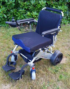 fauteuil électrique pliable Ergo Concept